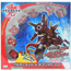 Anime Robot - Bakugan Ultimate Dragonoid 7in1 (Completed)