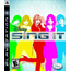 PS3 Disney Sing It (Bundle with Microphone)