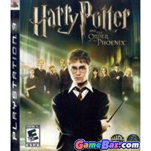 Harry Potter and the Order of the Phoenix PS3 Playstation 3