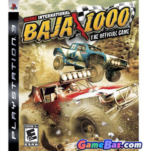 PS3 Baja 1000 Picture / Boxart