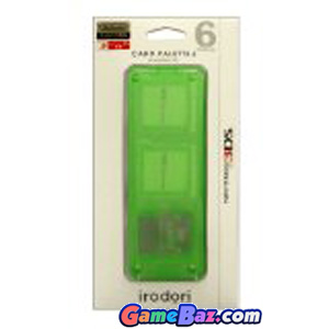 3DS Card Palette 6 3DS (green) Picture / Boxart