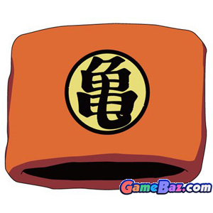 Apparels - Dragon Ball Kai Kamesen Style Wristband Kai Orange (Anime Toy) Picture / Boxart