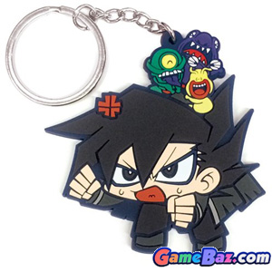 Key Holder - Yu-Gi-Oh! Duel Monsters GX Manjome Jun Tsumamare Key Ring (Anime Toy)