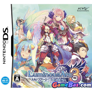 NDS Luminous Arc 3: Eyes [pre-owned] Picture / Boxart
