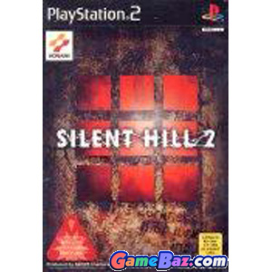 PS2 Silent Hill 2  Picture / Boxart