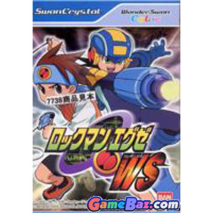 WonderSwan Rockman.EXE WS [pre-owned] Picture / Boxart