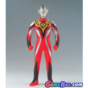 Series 38  Ultraman Justice Crusher Mode  Completed  Picture   BoxartUltraman Justice Crusher Mode