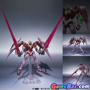 Anime Robot - Robot Spirits < Side MS > 00-Riser Trans-am Set (Completed) Picture / Boxart