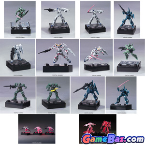 Anime Robot - Gundam Collection DX Vol.9 12 pieces Picture / Boxart