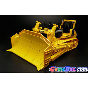 RC Model - Bulldozer Komatsu D575A-3 SD (RC) (NOTE : You can NOT designate band) Picture / Boxart