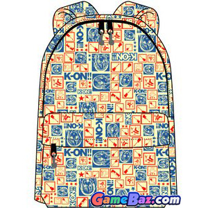 Bag - [K-ON!] Outdoor Back Pack (Off White) (Anime Toy) Picture / Boxart