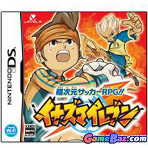 NDS Inazuma Eleven Picture / Boxart