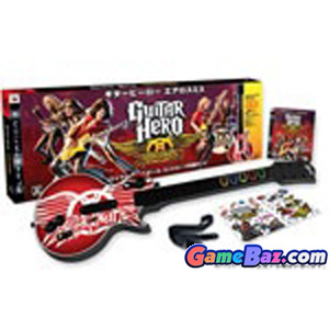 PS3 Guitar Hero: Aerosmith Bundle Picture / Boxart
