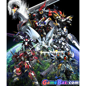 PS3 Dai-2-Ji Super Robot Taisen Original Generations [Complete BD Box] Picture / Boxart