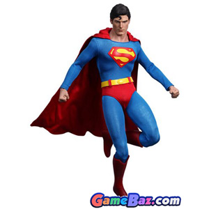Non-Japanese Character - Movie Masterpiece Superman - Superman