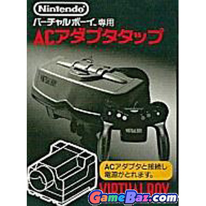 Virtual Boy AC Adaptor Plug Picture / Boxart