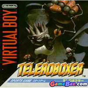 Virtual Boy Teleroboxer Picture / Boxart