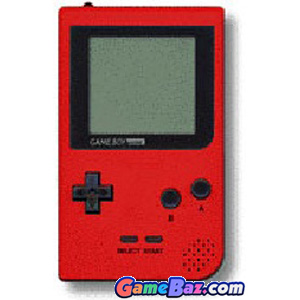 Game Boy Pocket Console - red  Picture / Boxart