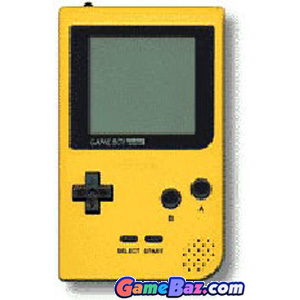 Game Boy Pocket Console - yellow [pre-owned] Picture / Boxart