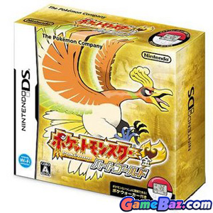 NDS Pokemon Heart Gold