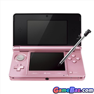 NDS Nintendo 3DS (Mysty Pink) [pre-owned] Picture / Boxart