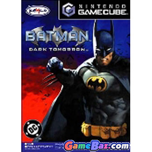 GC Batman: Dark Tomorrow  Picture / Boxart