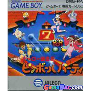 GameBoy Hero Shuugou!! Pinball Party  [pre-owned] Picture / Boxart