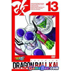 Animation - Dragon Ball Kai Vol.13 Picture / Boxart