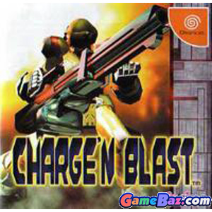 DC Charge  n Blast  Picture / Boxart