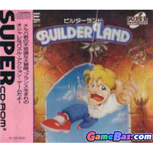 PC Engine Builder Land Picture / Boxart