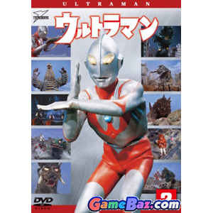 Animation - Ultraman Vol.2 Picture / Boxart