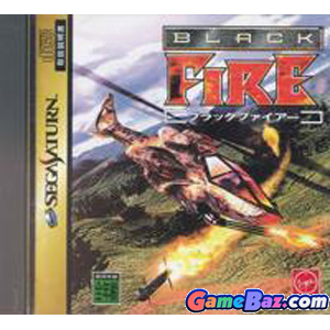 Sega Saturn Black Fire  Picture / Boxart
