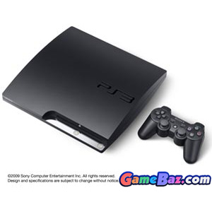 PlayStation3 Slim Console (HDD 120GB Model) - 110V Picture / Boxart