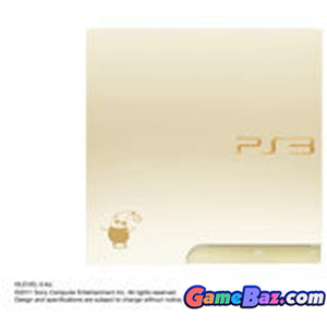 PlayStation3 Slim Console - Ninokuni: Shiroki Seihai no Joou Magical Edition (HDD 160GB Model) - 110V Picture / Boxart