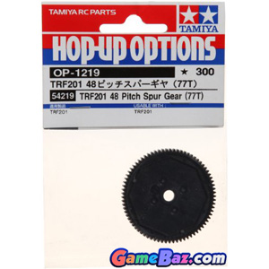 RC Model - OP1219 48 Pitch Spar Gear (77T) (RC Model) Picture / Boxart