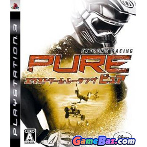 PS3 Extreme Racing: Pure Picture / Boxart