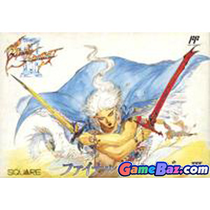 Famicom Final Fantasy III  Picture / Boxart