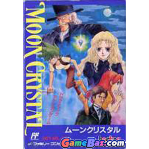 Famicom Moon Crystal Picture / Boxart