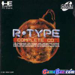 PC Engine Super CD-ROM R-Type Complete CD [pre-owned] Picture / Boxart