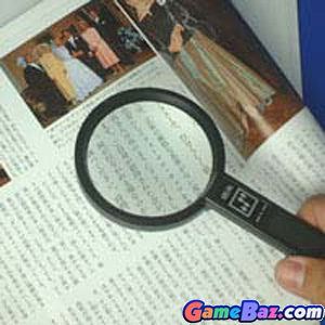 Hand Loupe -  75mm Ideal Magnifier Picture / Boxart