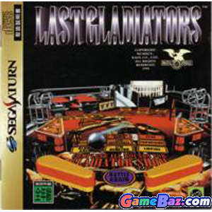 Sega Saturn Digital Pinball: Last Gladiators  Picture / Boxart