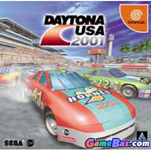 Daytona USA 2001 Dreamcast DC [Pre-owned]