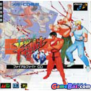 Sega Mega CD Final Fight CD  Picture / Boxart