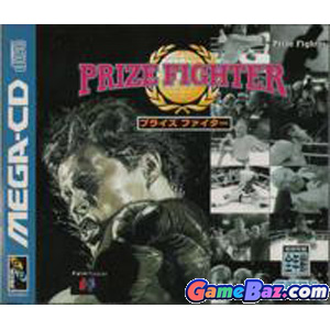 Sega Mega CD Prize Fighter  [pre-owned] Picture / Boxart