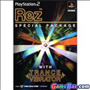 PS2 Rez Special Package w/ Trance Vibrator  Picture / Boxart