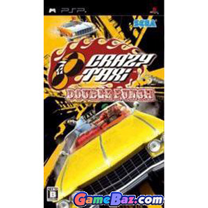 PSP Crazy Taxi: Double Punch Picture / Boxart
