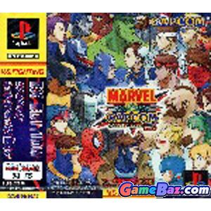PS Marvel vs. Capcom: Clash of Super Heroes: EX Edition Picture