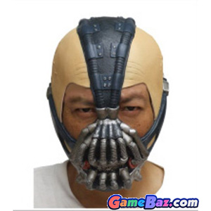 Non-Japanese Character - The Dark Knight Rises Bain Mask (Completed)