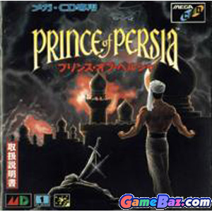 Sega Mega CD Prince of Persia  Picture / Boxart