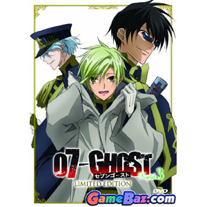 Animation - 07-Ghost Kapitel.3 [DVD+CD Limited Edition] Picture / Boxart